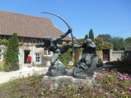 Visite du Jardin de BOURDELLE
